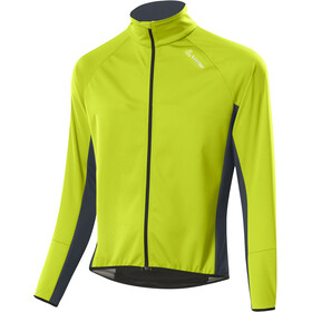 Löffler Alpha Windstopper Light Chaqueta Ciclismo Hombre, lime